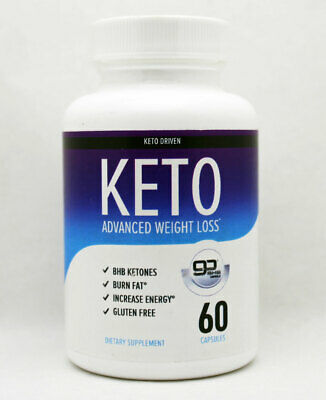 $6.94 • Buy Keto Driven KETO Advanced Weight Loss Supplements, 60 Capsules With GO BHB