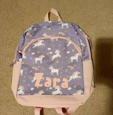 AU25 • Buy Personalised Unicorn Backpack