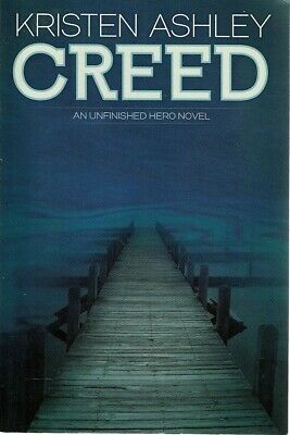 AU30.60 • Buy Creed By Ashley Kristen - Book - Paperback - Fiction - Action/Adventure