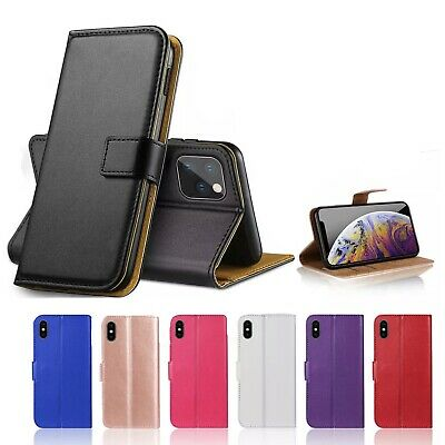 £3.25 • Buy Case For IPhone 13 12 11 PRO XS MAX XR X 8 7 6 Luxury Leather Flip Wallet Cover