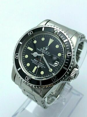 $ CDN27147.20 • Buy Vintage RED Rolex Submariner 1680 Stainless Steel 1973 Mark VI Dial 1973
