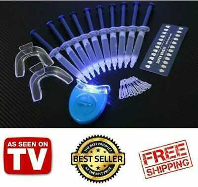 $ CDN17.46 • Buy WHITE LIGHT SMILE Dental White Hismile Kit Teeth Whitening For Brighter White TV
