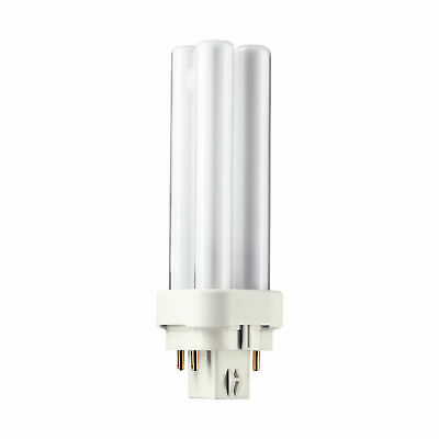GE 10 Watt 4 Pin Colour 827 Extra Warm White PLC Light Bulb • 5.99£
