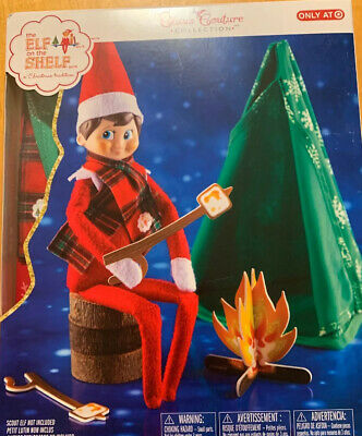 AU21.95 • Buy Elf On The Shelf Cherry Christmas Camper Outfit Clothes No Doll New