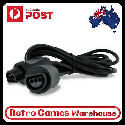 AU4.95 • Buy Nintendo 64 N64 1.8m 6' Controller Extension Cable Cord