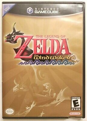$49.99 • Buy The Legend Of Zelda: Wind Waker (CIB) All Inserts (Nintendo Gamecube)Great Cond.