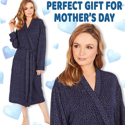 Ladies Soft Dressing Gown Mothers Day Mum Mom Present Gift Set For Her Nana Nan • 14.95£