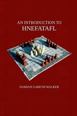 AU12.95 • Buy An Introduction To Hnefatafl