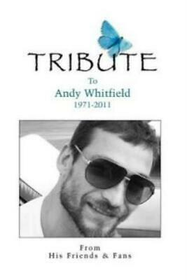 Tribute, To Andy Whitfield 1971-2011 • 11.06£