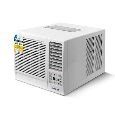 AU492.94 • Buy Devanti Window Air Conditioner W/o Reverse Cycle Wall 2.7 KW Cooling Only Cooler