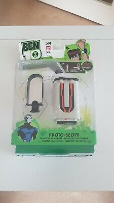 Bandai 36130 Ben 10 Omniverse PROTO-Scope Toy Plumber Tech . • 6.90£