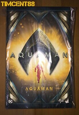$ CDN403.33 • Buy Ready! Hot Toys MMS518 Aquaman 1/6 Arthur Curry Figure New