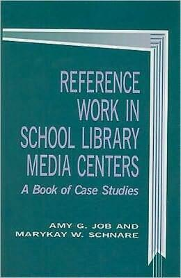 £47.69 • Buy Reference Work In School Library Media Centers: A Book Of Case Studies