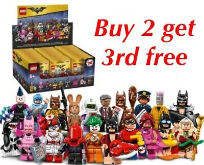 Lego Batman Movie Series 1 71017 And 2 71020 Minifigures Choose Your Minifigure • 4.95£