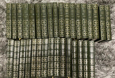 £150 • Buy Charles Dickens Complete Works Set, 33 Volumes, Centennial Edition, Heron Books,