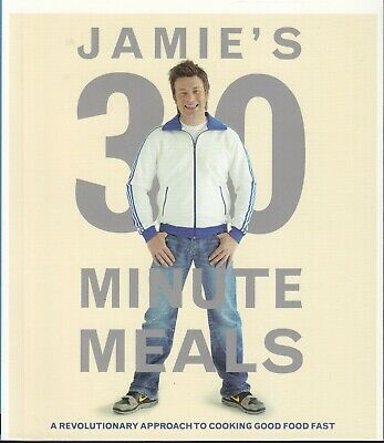 AU4.95 • Buy Jamie Oliver's 30 Minute Meals (from Mini Cookbook Collection)