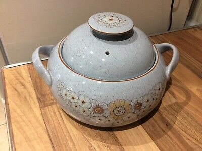 DENBY REFLECTIONS Lidded Vegetable Dish Or Tureen 161 • 7.99£
