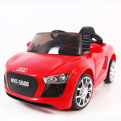 £89.50 • Buy Audi R8 Style Ride On Car For Kids  Electric Toy Cars For Kids Remote Control