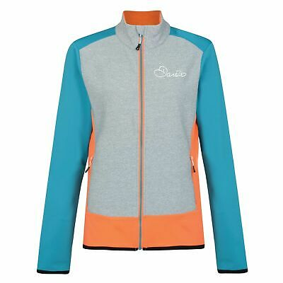 £14.99 • Buy Womens Dare2b Immerge Stretch Water Repellent Sporty Softshell Jacket RRP £50