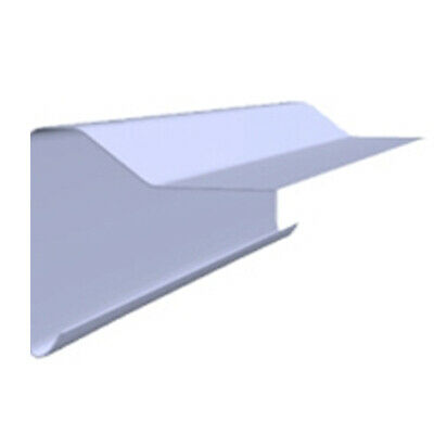 B230 Raised Edge Roofing Trim - 3 Metres • 14.70£
