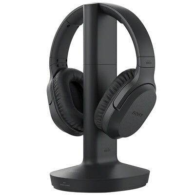 AU179 • Buy Sony MDR-RF995RK Wireless Headphones With 1.57  Drivers - Black - RRP $219.95