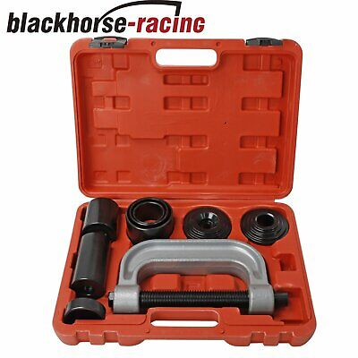 $53.84 • Buy Heavy Duty 4 In 1 Ball Joint Press & U Joint Removal Tool Kit With 4x4 Adapters
