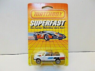 $10.78 • Buy Matchbox MSF14 BMW Cabriolet 323I Sealed On Card NEW 1985 Card Date