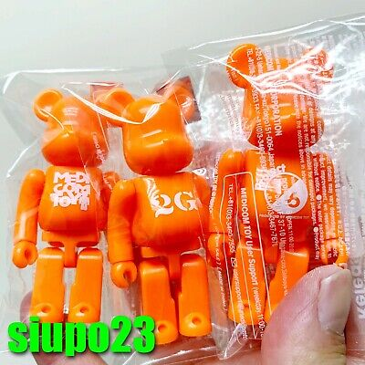 $29.99 • Buy Medicom 100% Bearbrick ~ Series 39 Be@rbrick Release Campaign Special Edition 3p