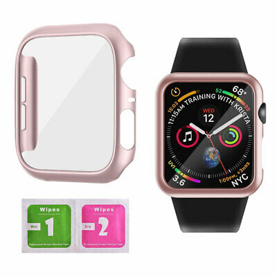 AU7.49 • Buy Apple Watch Series 4 Full Protective Case& Screen Protector Cover IWatch 40mm