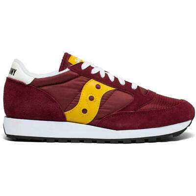 Saucony Originals Jazz Maroon UK 10 • 39£