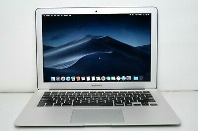 $269.99 • Buy Apple MacBook Air A1466 1.60GHz 8GB RAM 128GB SSD MJVE2LL/A 2015 Read Des.
