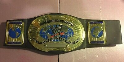 $15 • Buy WWE Kids Intercontinental Championship Belt 2010 Mattel