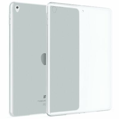 AU8.91 • Buy Transparent Protective Slim Silicone Cover Case For Apple IPad Air 3 & Pro 10.5