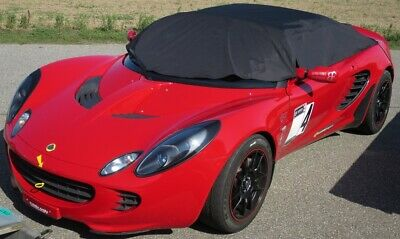 $ CDN105.12 • Buy  Car Cover/ Shower Cap Lotus Elise MK2/MK3 Or Opel Speedster Black