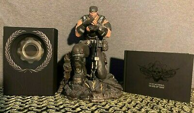 $69.99 • Buy Gears Of War 3 Epic Edition W/ 11  Marcus Statue