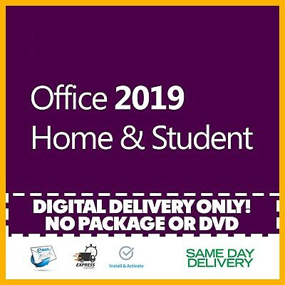 $11 • Buy Office 2019 Home And Student Product Key 🔐 Activation License ⭐