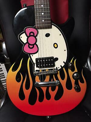 AU200 • Buy Epiphone Special II Electric Guitar Customised Hell O'Kitty