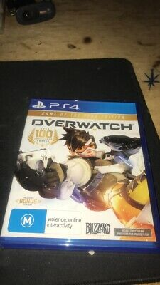 AU14 • Buy Overwatch: Game Of The Year Edition, PS4