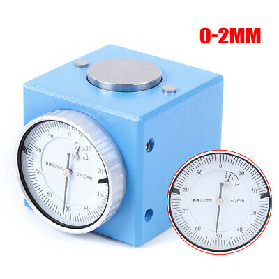 $67.15 • Buy Magnetic Z Axis Zero Pre-setter Tool Height Setter CNC Router Steel 0-2+/-0.01mm