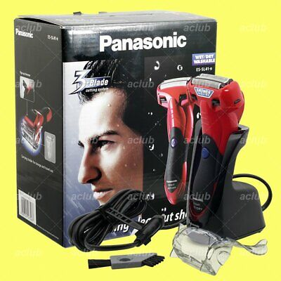 View Details Panasonic ES-SL41 Wet And Dry Rechargeable Electric Men Shaver W/ Pop-up Trimmer • 65.00£