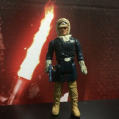 $ CDN12 • Buy Star Wars Vintage Complete Han Solo Hoth Outfit Figure 1980