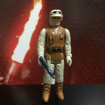 $ CDN20 • Buy Star Wars Vintage Complete Rebel Soldier Hoth Figure - 1980