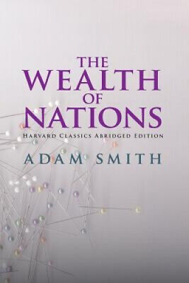 AU32.99 • Buy The Wealth Of Nations Abridged By Adam Smith