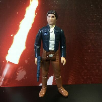 $ CDN25 • Buy Star Wars Vintage Complete Bespin Han Solo Figure - 1980