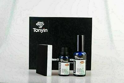 AU59.99 • Buy Tonyin Nano Ceramic Crystal Coating Kit, 9h Paint Coating