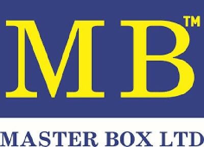 Master Box 1/35 Figure New Plastic Model Kit Masterbox 1 35 • 11.95£