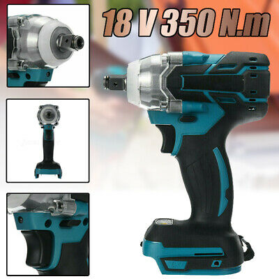 DTW285Z Torque Impact Wrench Brushless Cordless Replacement For Makita Battery # • 31.99£