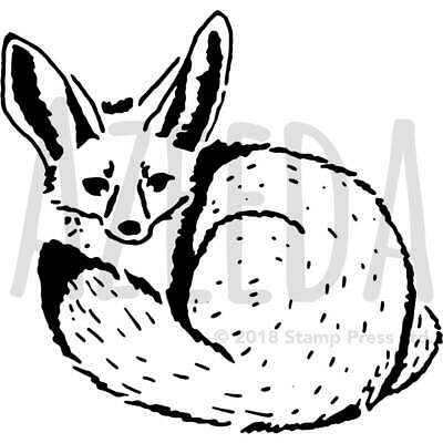 'Fennec Fox' Wall Stencils / Templates (WS016001) • 6.99£