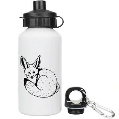 'Fennec Fox' Reusable Water Bottles (WT016001) • 11.99£