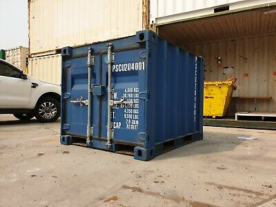 AU3190 • Buy 4ft Shipping Container, Near New, Wind And Water Tight